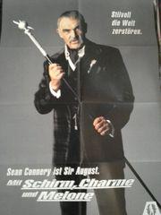 1998 Sean Connery Mit Schirm