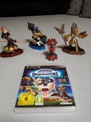 Ps3 Skylanders Imaginators Figuren plus