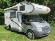 Eura Mobil Profila 580 LS