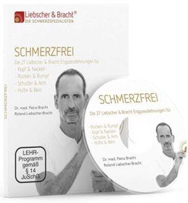 Liebscher Bracht Faszien-Set 2 DVD: Kleinanzeigen aus München Bogenhausen - Rubrik Fitness, Bodybuilding