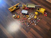 Playmobil Retro Baustelle