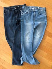 Jeans Hosen 2 Stück für