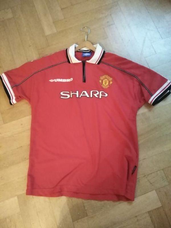 Original Trikot Manchester United