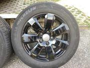Audi Alufelgen mit Sommerreifen