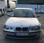 BMW 316ti E46 HAGELSCHADEN