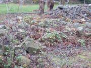Auflösung Große Stein-Sammlung Findlinge Granit