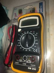Flugge Digitales Multimeter NEU