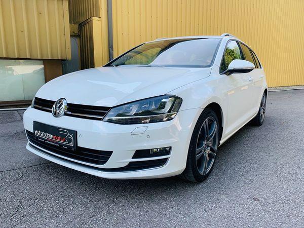 VW Golf 7 4-Motion Mtl ab