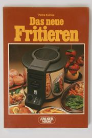 Das neue Fritieren-Petra Kühne-Falken Verlag