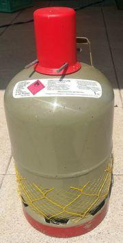 Gasflasche Stahl 5 kg Tüv
