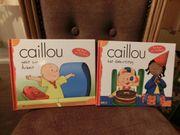 CAILLOU Buch NEUwertig Caillou geht