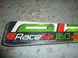 Elan Race SLX Waveflex 160cm: Kleinanzeigen aus Plankstadt - Rubrik Wintersport Alpin