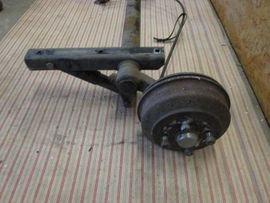 Zubehör und Teile - Peitz Achse Wohnwagenachse 1000 kg