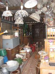 Auflösung von Laden Kneipe Geschäft