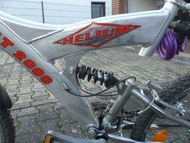 Jugend-Fahrräder - Mountainbike 26 Alu und Edelstahl