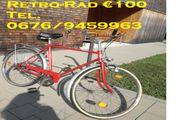 Retro Fahrrad Puch