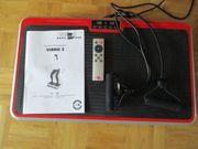 Christopeit Vibrations-Heimtrainer Vibro 2