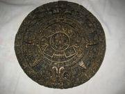 Aztekischer Kalender Wohnkultur Großer Sonnenkalender
