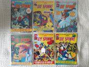Marvel Comic Spider-man Die Spinne