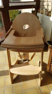 Kinderstuhl Holz Geuther