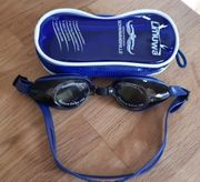 Schwimmbrille blau Neu Taucherbrille