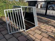 Neuwertige Alu Hundebox Transportbox von