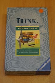 Think Logic Traveler s wie