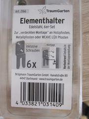 Traumgarten Elementhalter