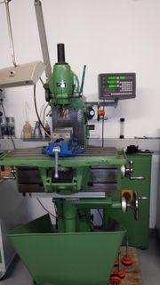 Deckel FP1 Universalfräsmaschine