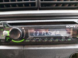autoradio sony cd,mp3, USB