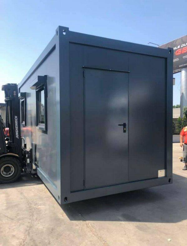 Bürocontainer Wohncontainer 20 Fuß mit