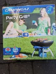 Camping-grill
