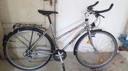 Fahrrad Raleigh silber England