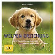 fast NEU - Welpen Erziehung - Buch