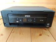 Drucker EPSON XP-302 inkl Patronen