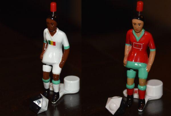 2 Tipp-Kick Fußball-WM Edition - Figuren