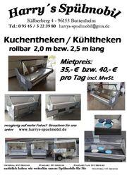 Kuchentheke in 96155 Kühltheke Kuchenvitrine