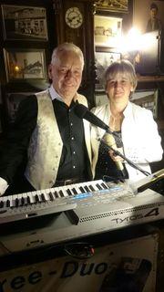 live Musik mit dem Spree-Duo