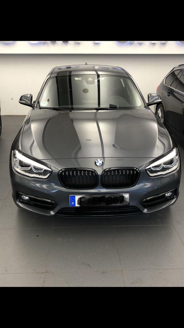 BMW 118i Automatik Sport Line