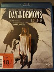 DAY OF THE DEMONS HORROR