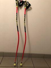 Leki Rennstecken Skistöcke Länge 115
