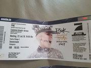 2 Ticket für Pink Konzert