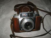 Agfa Silette SL Sucherkamera mit