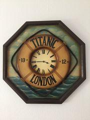 Titanic Uhr