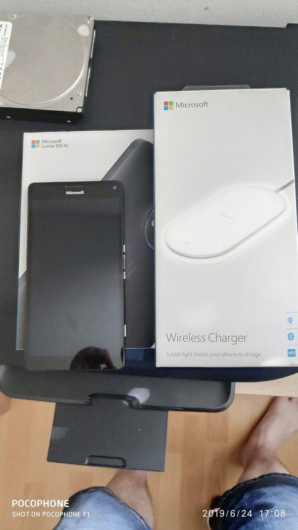 Microsoft Lunia 950XL mit Wireless