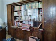Wohnzimmerschrank Bücherschank zerlegbar