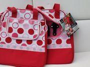 2 NEUE Fahrradtaschen und Umhängetasche
