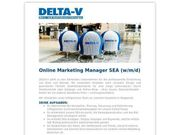 Online Marketing Manager SEA m