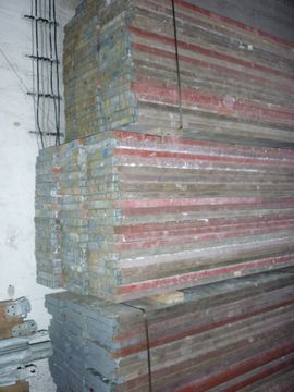 Bild 4 - 198 m² gebrauchtes Alu Gerüst - Markranstädt