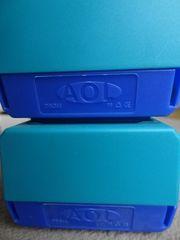 3 Lernkartenboxen AOL 16x8x7